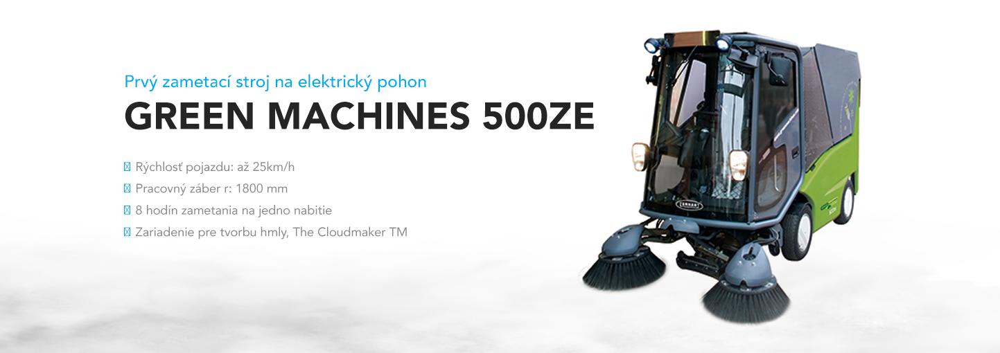 green machine500sk