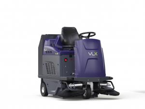 Úklidové stroje VLX